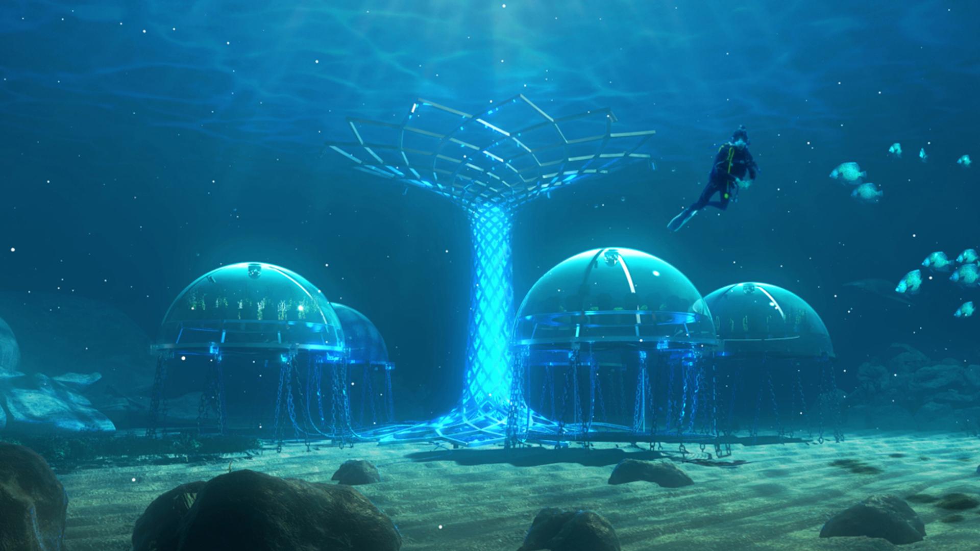 orto sottomarino di noli